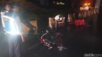 Nekat Masuk Tol, Dua Bikers Tewas Tabrak Guard Rail