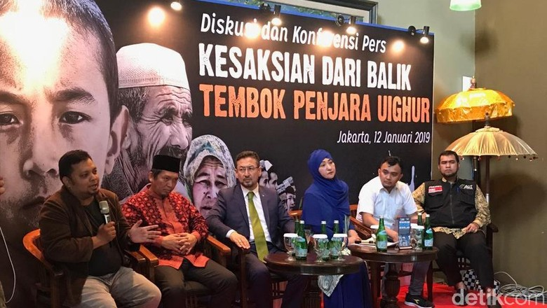 PKS Dorong Pemerintah Minta Penjelasan China Soal Muslim Uighur