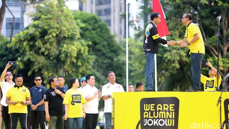 Alumninya Ikut Deklarasi Dukung Jokowi, UI: Kami Netral
