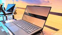 Terkesima Bertemu Laptop dengan Bezel Tertipis di Dunia