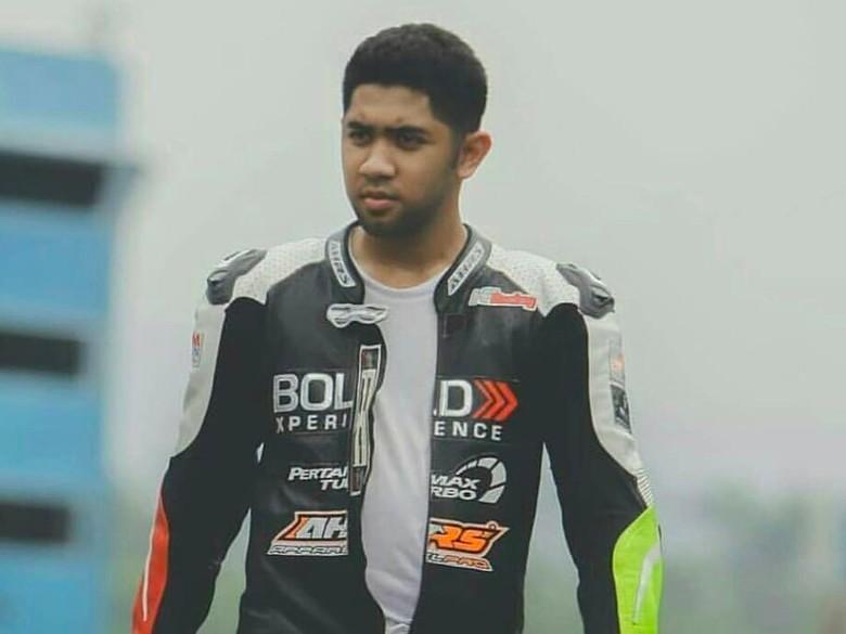 Selamat Jalan Iqbal Hakim Foto: dok. Ducati
