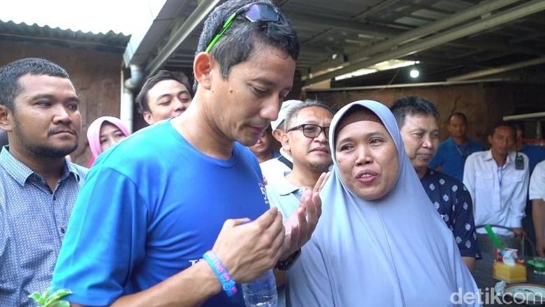 Hanura Tuduh 1.000 Titik Kampanyenya Hoax, Sandi: Cek ke KPU