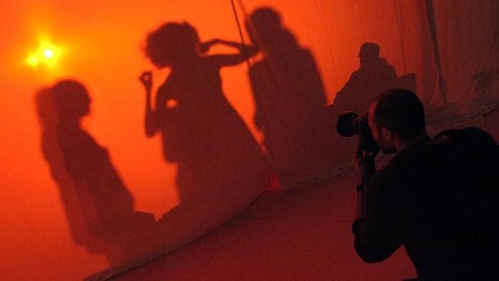 Foto ilustrasi untuk prostitusi artis