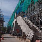 Stasiun MRT di Haji Nawi Belum Rampung, Bisa Beroperasi Maret?