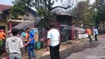 Kios Pertamini Terbakar di Kudus, Pemilik Ikut Jadi Korban