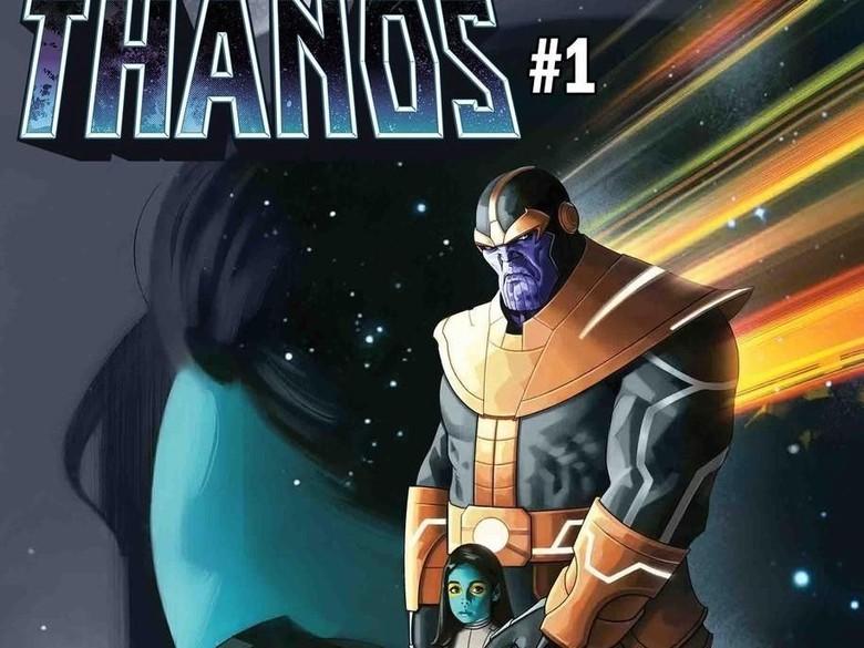 Marvel Comics Telusuri Lebih Dalam Hubungan Thanos dan Gamora
