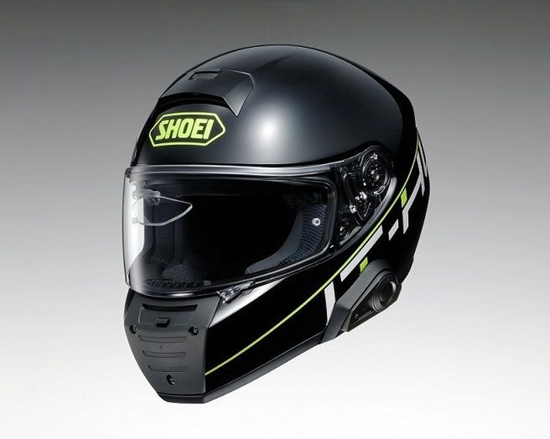 Helm Shoei IT-HT Foto: Pool (webbikeworld)