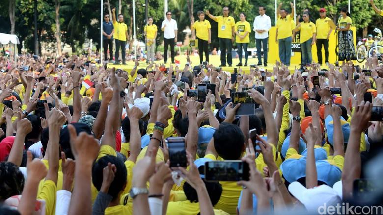 Gerindra Sebut Alumni UI Pendukung Jokowi sebagai Stuntman