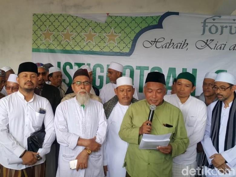 Prabowo-Sandi Dapat Dukungan dari Forum Habaib dan Kiai Jatim