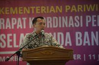 Gubernur Lampung M Ridho Ficardo (dok Kemenpar)