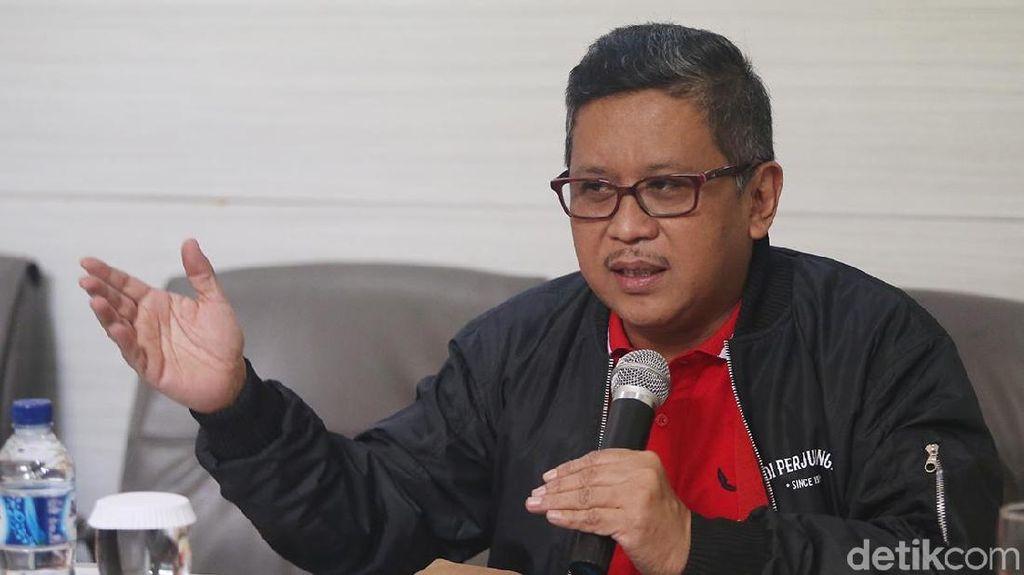PDIP soal Jokowi Dibiayai Adik Prabowo Saat Pilgub: Itu Gotong Royong