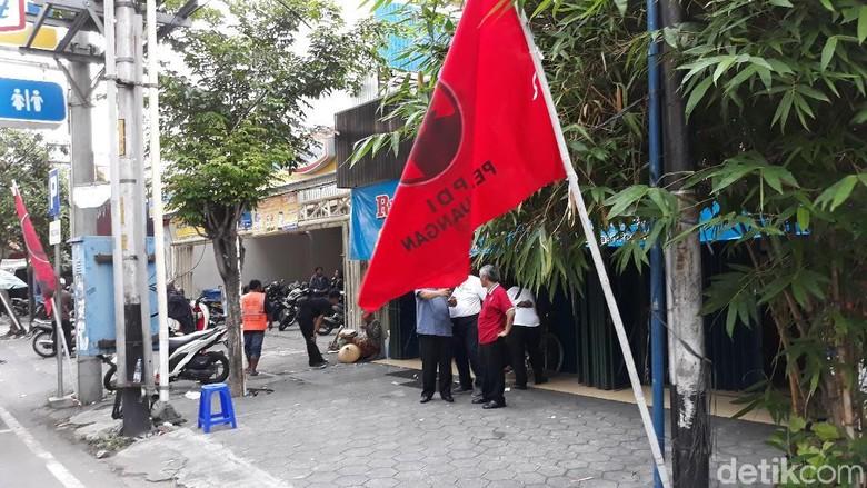 Keliling Jateng, Sandiaga Merasa Selalu Disambut Bendera PDIP