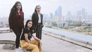 Akrabnya Michelle Ziudith, Derby Romero dan Rizky Nazar