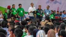 Soal Aturan Ojol, Jokowi: Biar Driver Kerja dengan Tenang