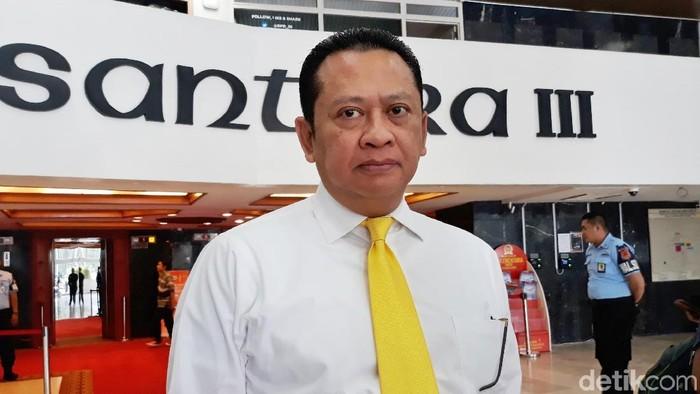 Foto: Bambang Soesatyo (Tsarina/detikcom)