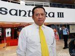 Bamsoet Kuliahi Perwira TNI AL soal Netralitas dalam Pemilu