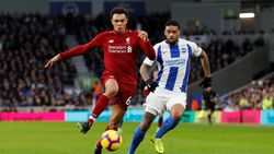 Link Live Streaming Brighton Vs Liverpool