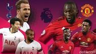 Ujian Besar Man United Bernama Tottenham Hotspur