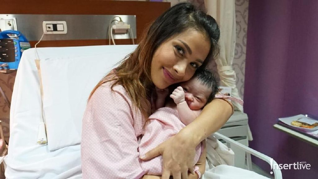 Ungkapan Rasa Syukur Nadia Mulya Setelah Melahirkan Anak Keempat