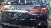 Mobil Fortuner yang Dipakai Pencuri di Alam Sutera Disewa Rp 1 Juta