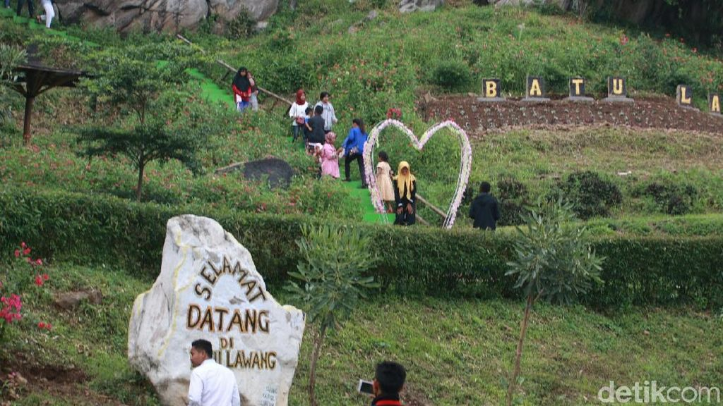 Batu Lawang, Wisata Alam Ngehits dari Cirebon