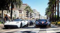 Mobil-mobil seperti ini yang sering lalu-lalang di jalanan Monaco (Top Car Monaco)