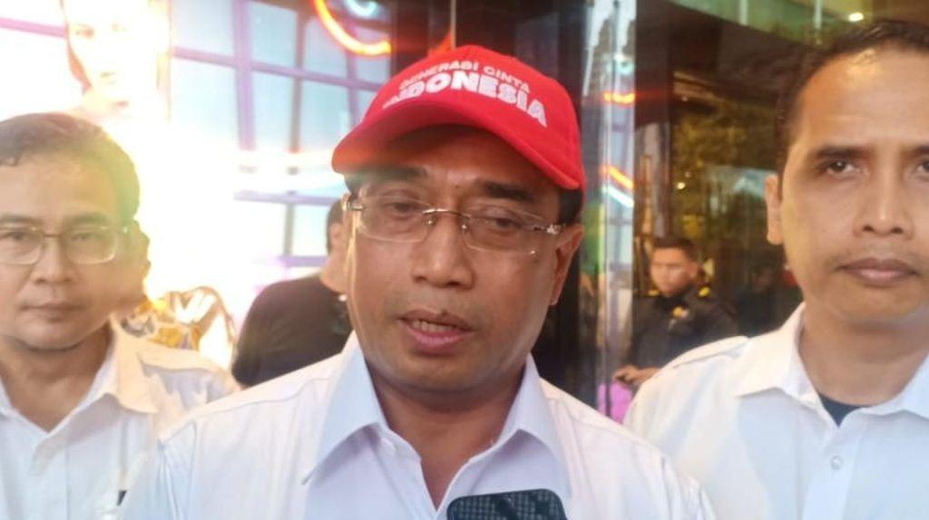 Budi Karya akan Sampaikan Dukungan Perhimpunan Profesi Pilot ke Jokowi