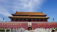 Mengenal Kota Terlarang China yang Diterobos Mobil Turis