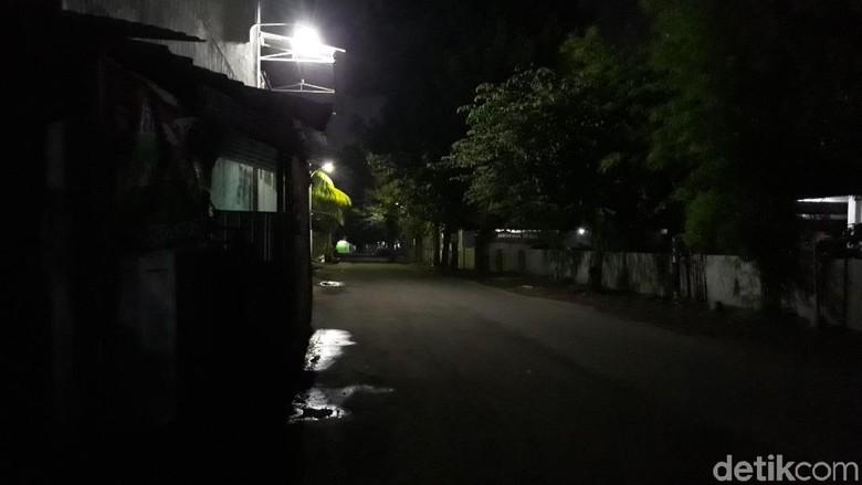 Cerita Warga Saat Polisi Tembak Pelaku Bentrok di Solo