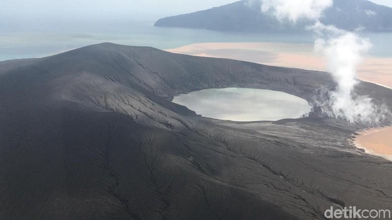 Geger Bule Dekati Anak Krakatau