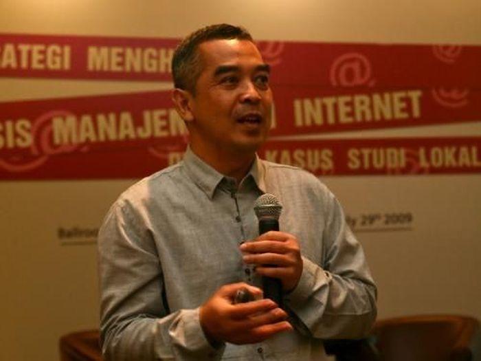 Nukman Luthfie Aktif Mengkampanyekan Literasi Digital Foto Dok Pribadi