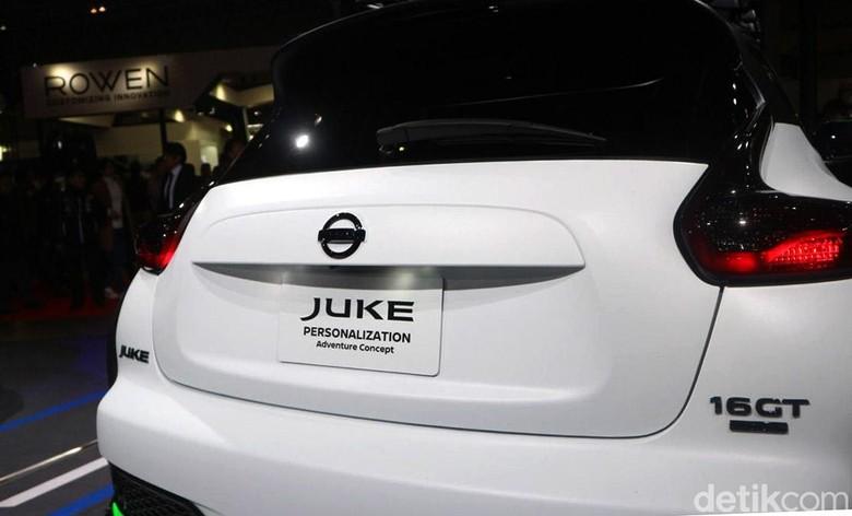 Nissan Juke. Foto: Dina Rayanti