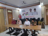 Jumpa pers Ikatan Dai Aceh.