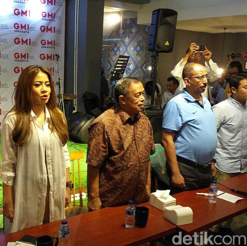 Di Depan Milenial Surabaya, Ketua BPN Ingatkan Bahaya VOC Gaya Baru