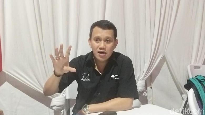 Prabowo 3 Kali Deklarasi Menang Pilpres, TKN: Tak Perlu Reaksi Berlebihan