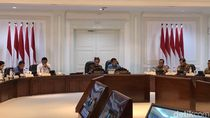 Jokowi Minta Kepala BNPB Tuntaskan Penanggulangan Bencana Palu-Banten