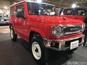 Ada Jimny tapi Kok Mereknya Toyota?