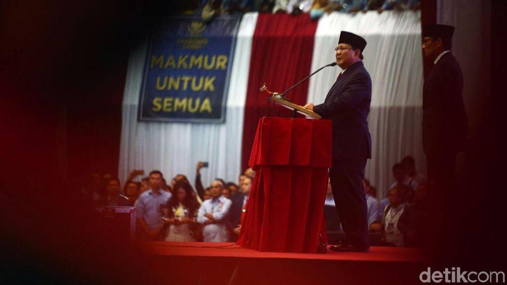 Prabowo Sebut RI Deindustrialisasi, Apa Maksudnya?