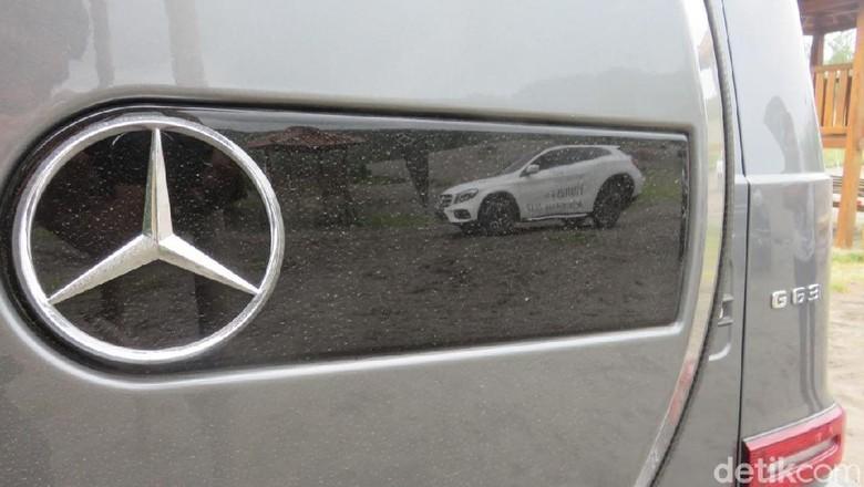 Mercedes-Benz Foto: M Luthfi Andika