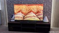 Penampakan TV Transparan yang Pukau Pengunjung CES 2019
