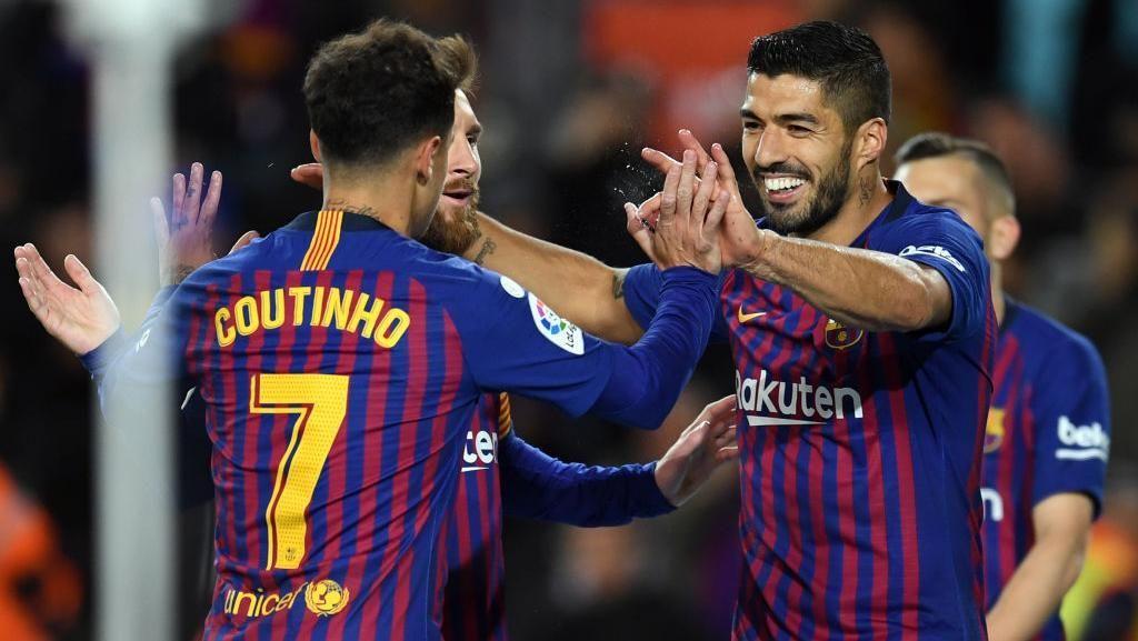 Levante Paksa Barca Mainkan Tim Terbaiknya di Leg Kedua