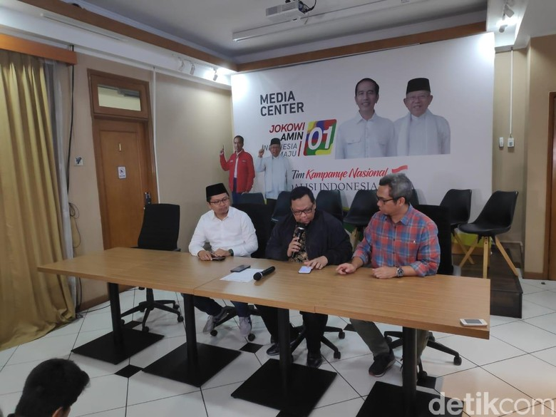 Disambangi Ikatan Dai Aceh, TKN: Jokowi-Maruf Siap Tes Baca Alquran