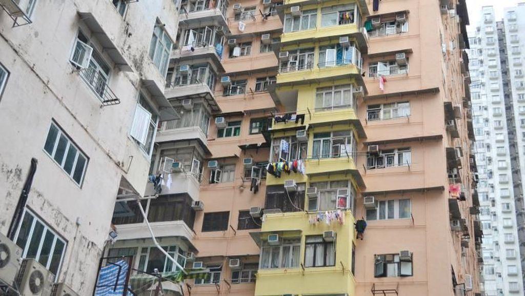 Monster Building, Lokasi Syuting Transformers di Hong Kong