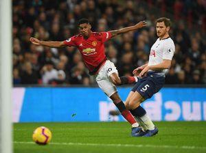 Hasil Tottenham vs MU: Setan Merah Bungkam Tuan Rumah