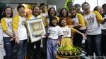 Isak Tangis Denada saat Tahu Sang Anak Terkena Leukimia