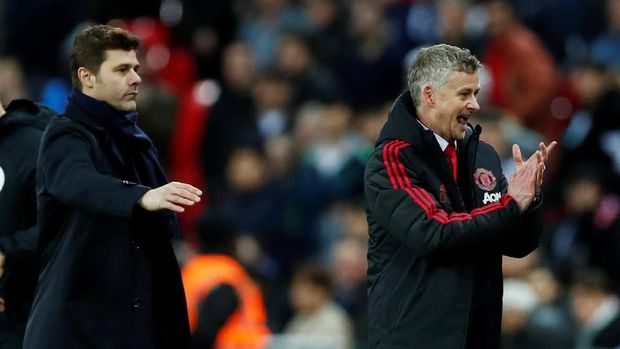 Man United meraih enam kemenangan beruntun bersama Ole Gunnar Solskjaer.