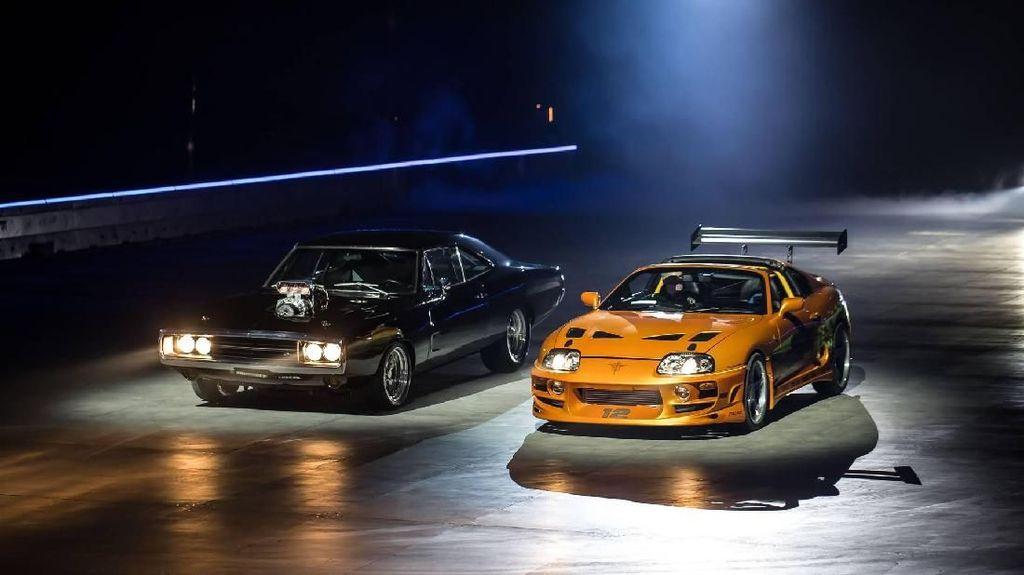 Toyota Supra yang Disetir Paul Walker di Film Fast & Furious Terjual Rp 7,9 M