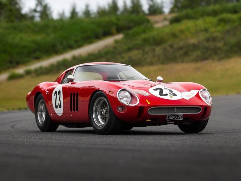 Ferrari 250 GTO, mobil yang harga per gramnya lebih mahal dari emas. Foto: Istimewa
