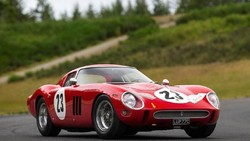Ferrari Kalah di Meja Hijau Perjuangkan Hak Cipta Mobilnya