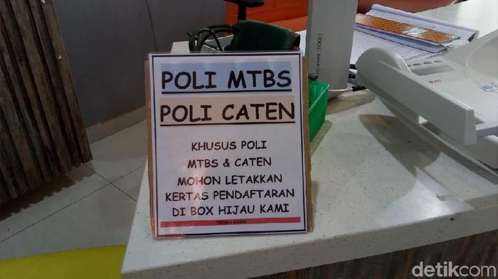 Poli Caten (Calon Pengenten) di Puskesmas Jagakarsa Jakarta Selatan (Foto: Kireina/detikHealth)